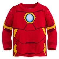Image of Iron Man PJ PALS Set - Baby # 2