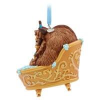 The Beast Sketchbook Ornament