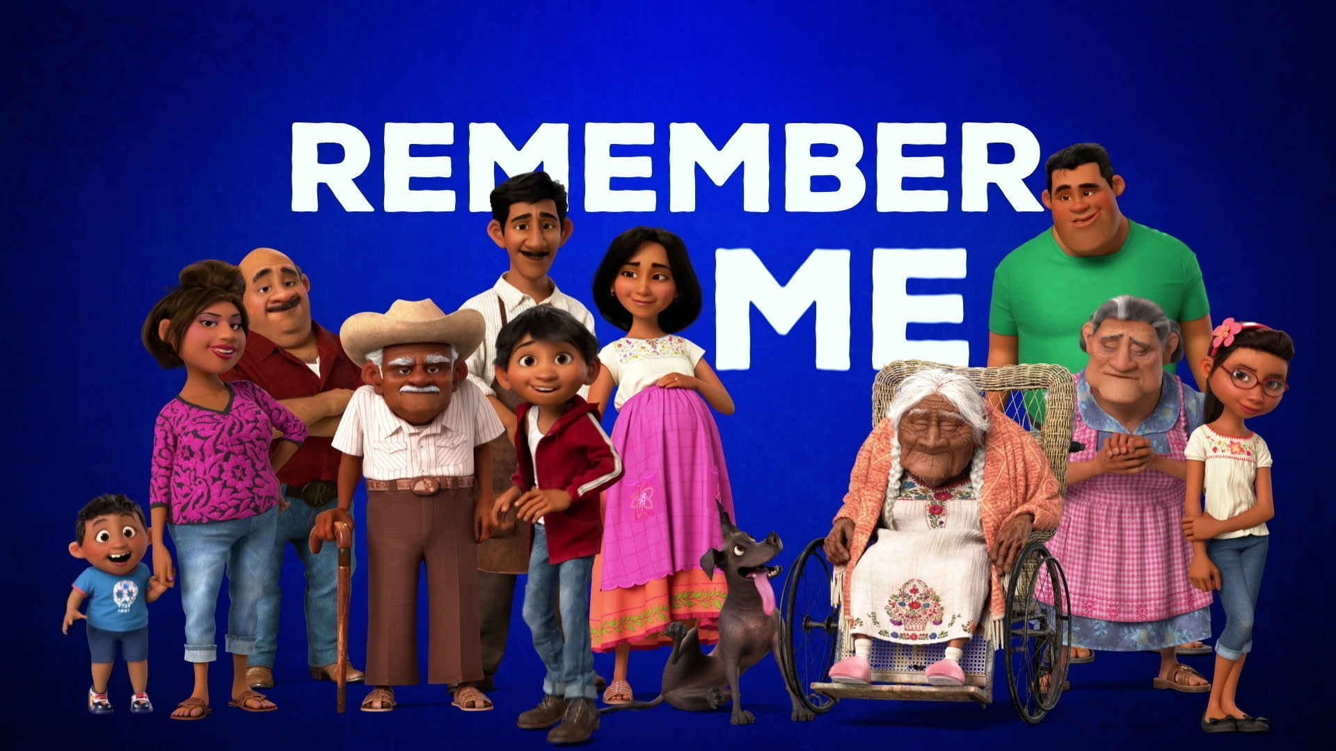 "Remember Me (Dúo) (From ""Coco""/Official Lyric Video)"