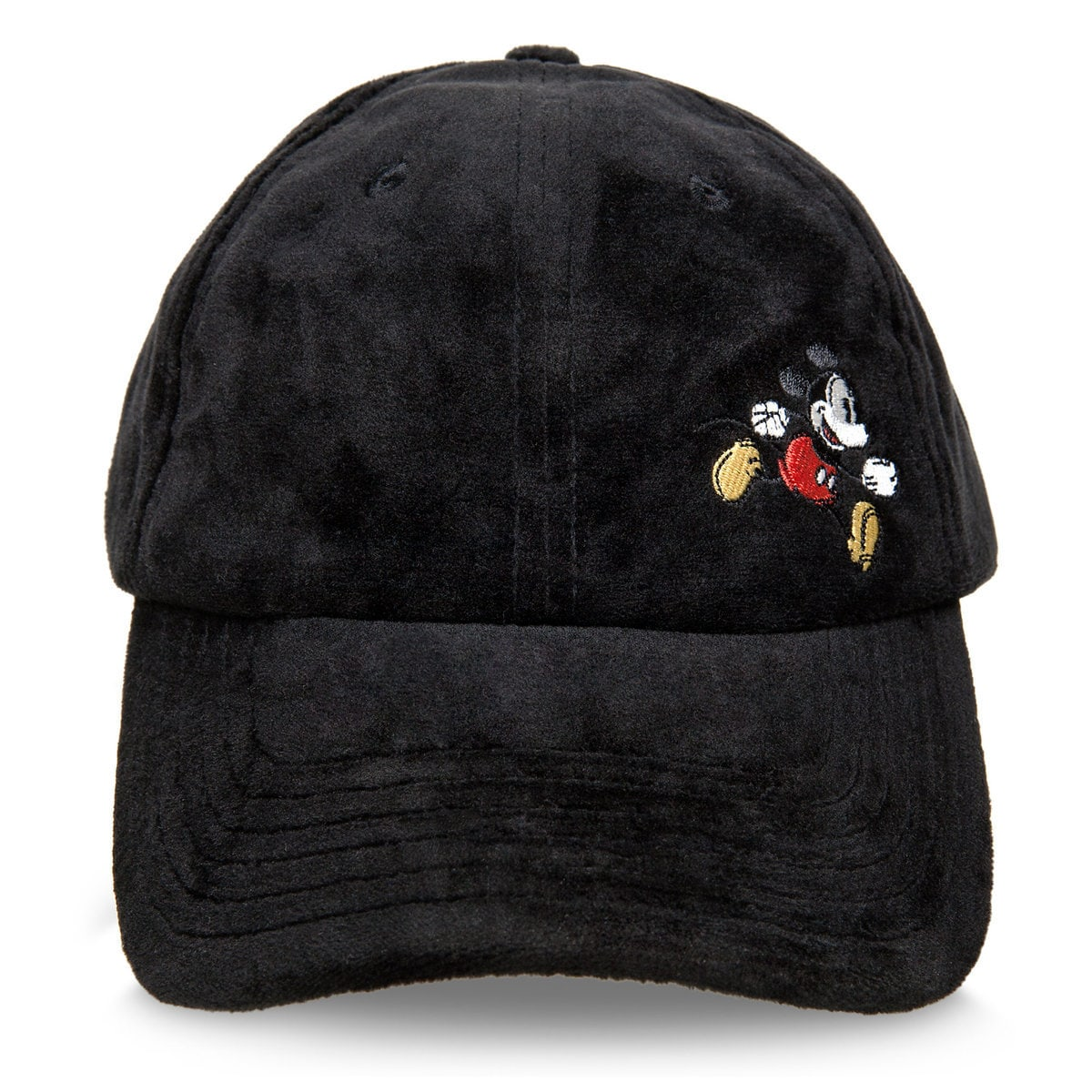 81e0c0c7f52 Product Image of Mickey Mouse Embroidered Baseball Cap   1