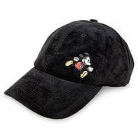 Image of Mickey Mouse Embroidered Baseball Cap # 2