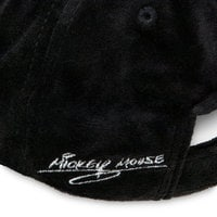 Image of Mickey Mouse Embroidered Baseball Cap # 3