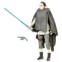 Image of Rey Force Link Action Figure - Star Wars: The Last Jedi - Hasbro # 1