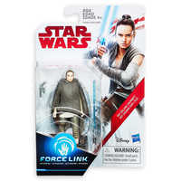 Image of Rey Force Link Action Figure - Star Wars: The Last Jedi - Hasbro # 2