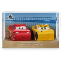 Image of Lightning McQueen and Cruz Ramirez Wooden Collectibles - Limited Edition # 2