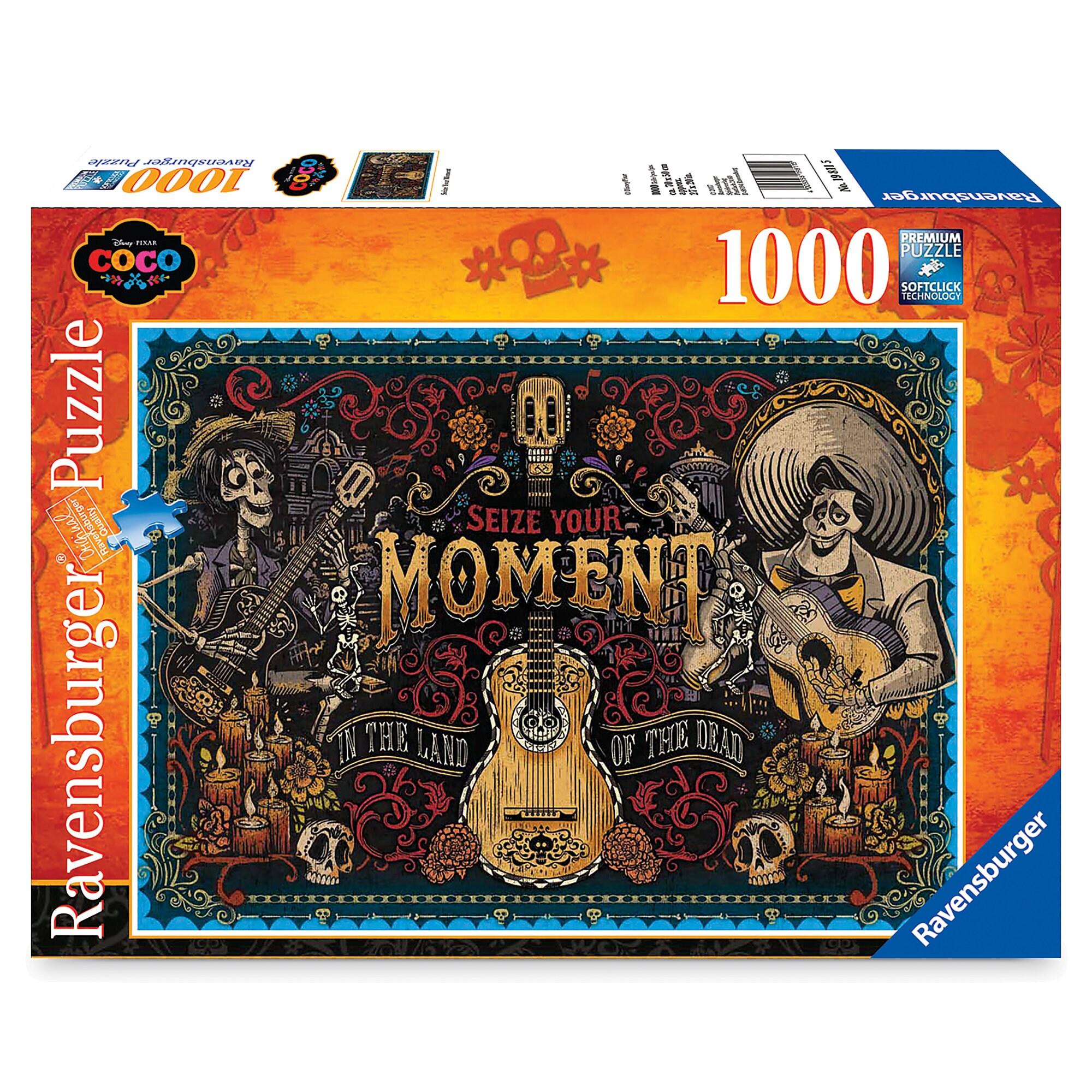 Coco ''Seize Your Moment'' Puzzle - Ravensburger