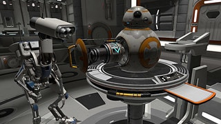 Become a Resistance Mechanic in the New VR Experience Star Wars: Droid Repair Bay