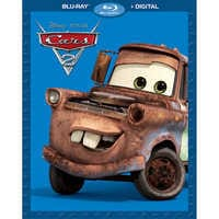 Image of Cars 2 Blu-ray + Digital Combo Pack # 1