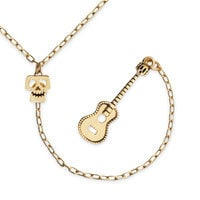 Image of Coco Guitar Necklace # 2
