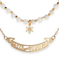 Coco ''Seize Your Moment'' Necklace