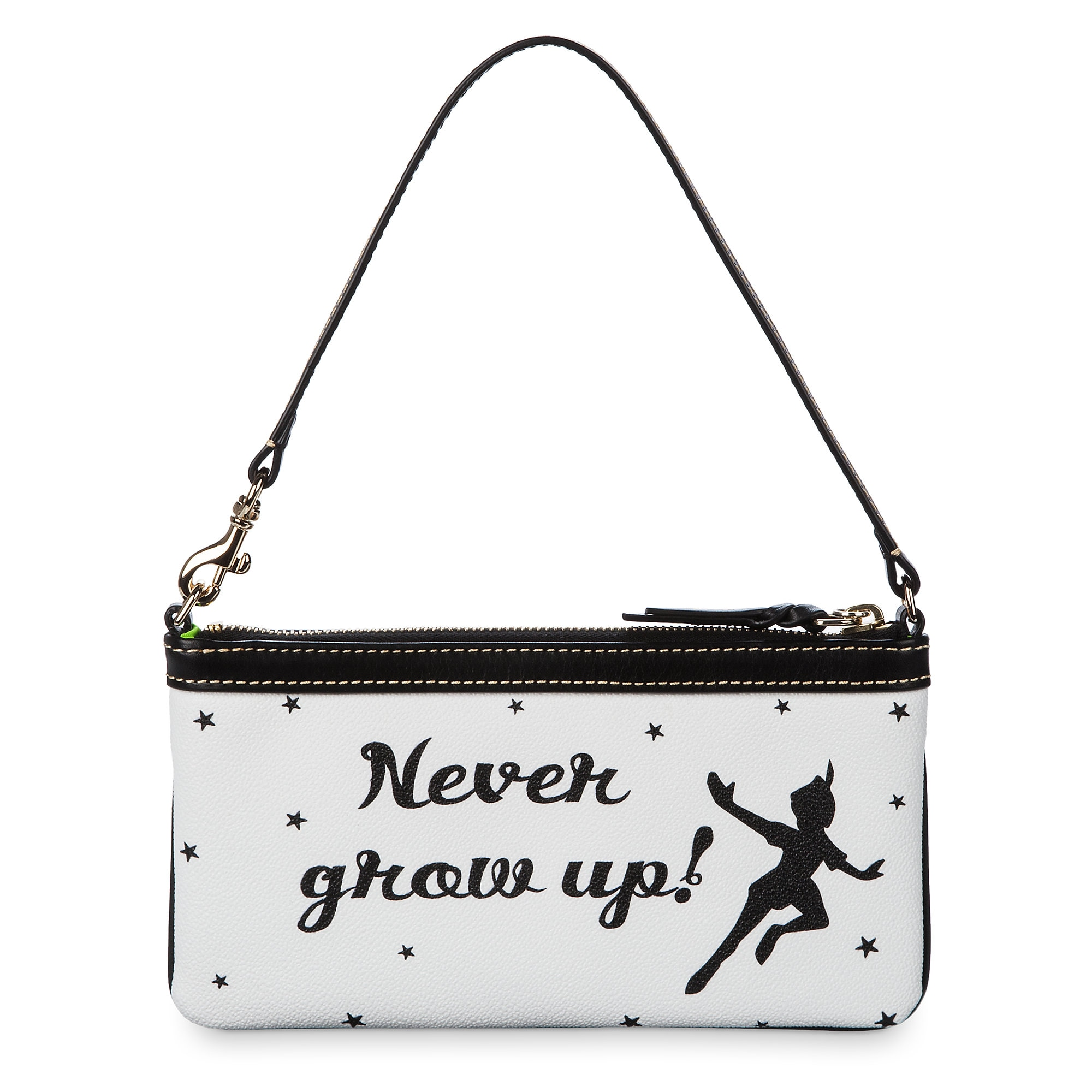 Peter Pan Wristlet Bag - Dooney & Bourke