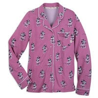 Image of Minnie Mouse Pajama Set for Women by Munki Munki # 2
