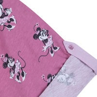 Image of Minnie Mouse Pajama Set for Women by Munki Munki # 4