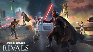 Capturas de pantalla de Star Wars: Rivals