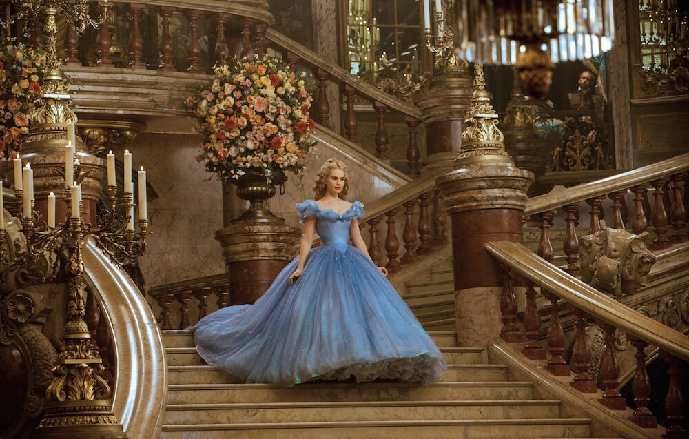 Still from Cinderella