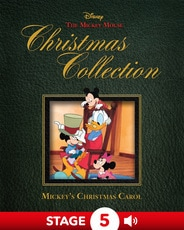 A Mickey Mouse Christmas Collection Story: Mickey's Christmas Carol