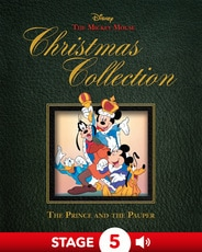 A Mickey Mouse Christmas Collection Story: The Prince and the Pauper