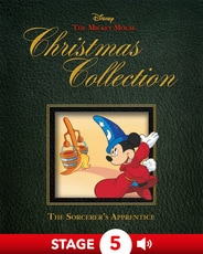 A Mickey Mouse Christmas Collection Story: The Sorcerer's Apprentice