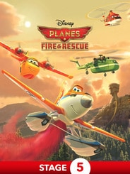 Planes: Fire & Rescue Movie Storybook