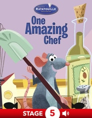 Ratatouille: One Amazing Chef