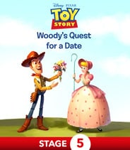 Toy Story: Woody's Quest for a Date
