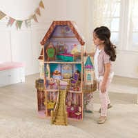 Image of Belle Enchanted Dollhouse by KidKraft # 2