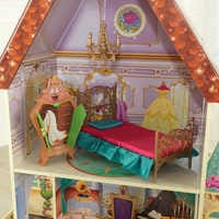 Image of Belle Enchanted Dollhouse by KidKraft # 3