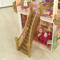 Image of Belle Enchanted Dollhouse by KidKraft # 5