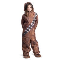 Image of Chewbacca Wearable Sleeping Bag - Selk'bag - Kids # 1