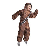 Image of Chewbacca Wearable Sleeping Bag - Selk'bag - Kids # 4
