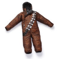 Image of Chewbacca Wearable Sleeping Bag - Selk'bag - Kids # 5