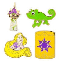 Tangled Pin Trading Booster Set