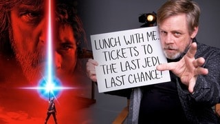 Watch Mark Hamill Surprise Fans on Behalf of Star Wars: Force For Change
