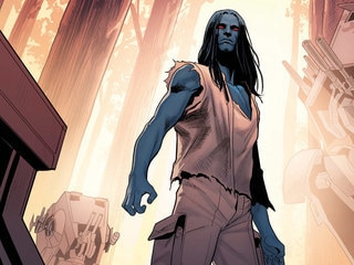 See the Rise of an Imperial Mastermind in Marvel's Thrawn #1 – Exclusive Preview