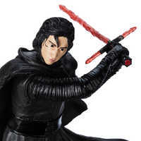 Image of Kylo Ren and Rey Figurine Set - Star Wars: The Force Awakens # 6