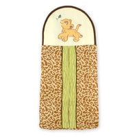 Image of Simba and Nala 4-Piece Crib Bedding Set - The Lion King # 2