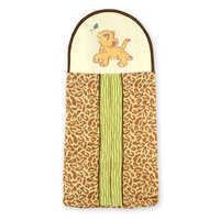 Image of Simba and Nala 4-Piece Crib Bedding Set - The Lion King # 2