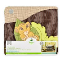 Image of Simba and Nala 4-Piece Crib Bedding Set - The Lion King # 5