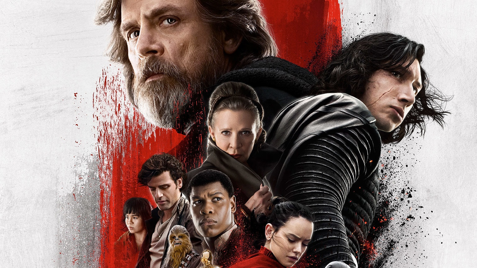 Quiz: Which Star Wars: The Last Jedi Character Are You?