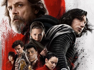 Check Out the Beautiful Star Wars: The Last Jedi IMAX Poster