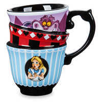 Image of Alice in Wonderland Teacup Mug # 1