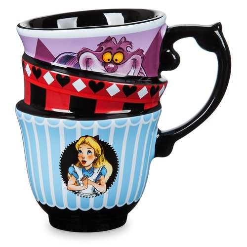 Alice In Wonderland Teacup Mug Shopdisney