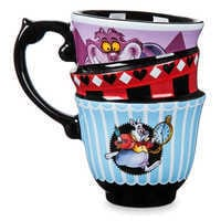 Image of Alice in Wonderland Teacup Mug # 2