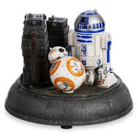 Image of R2-D2 and BB-8 Astromech Droids Figurine - Star Wars: The Force Awakens # 1