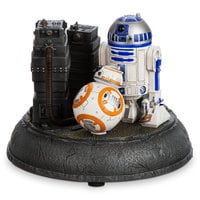 Image of R2-D2 and BB-8 Astromech Droids Figurine - Star Wars: The Force Awakens # 3