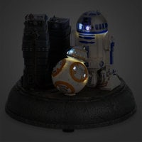 Image of R2-D2 and BB-8 Astromech Droids Figurine - Star Wars: The Force Awakens # 4