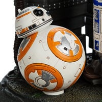 Image of R2-D2 and BB-8 Astromech Droids Figurine - Star Wars: The Force Awakens # 8