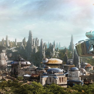 Welcome to Batuu: Star Wars: Galaxy's Edge Planet Revealed on Star Tours