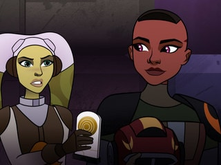 "5 Highlights from Star Wars Forces of Destiny: ""Crash Course"""
