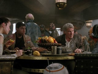 Poll: Whose Star Wars Meal Would You Like to Crash for Thanksgiving?